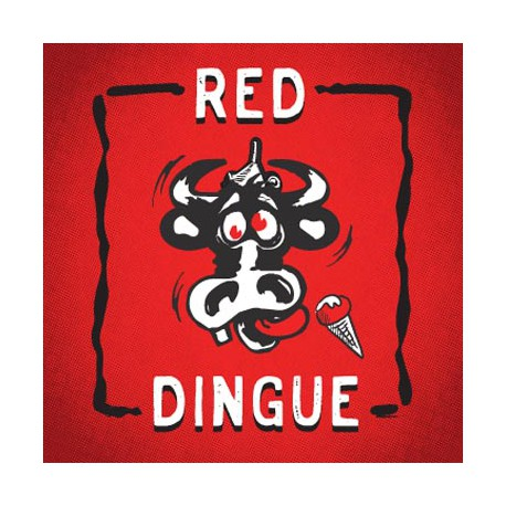Red Dingue 30 ml Le French Liquide