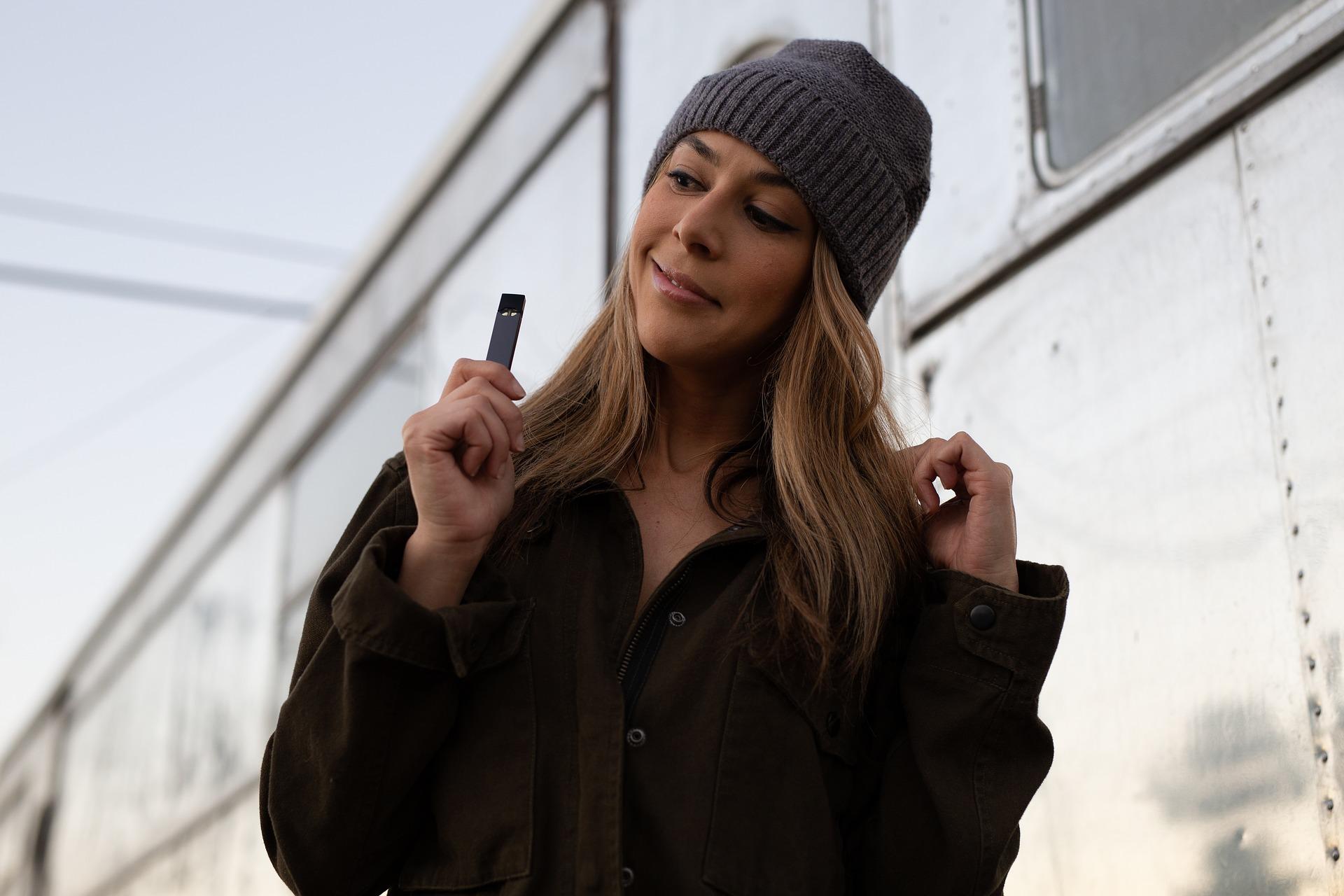 La e cigarette ultra populaire chez les