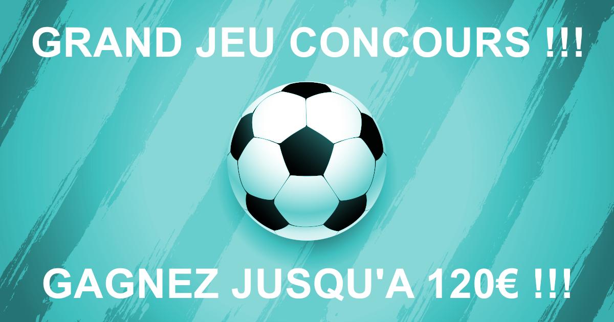 jeu concours EURO 2021 iClope.com