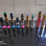 Vente mode/boxs/tubes Méca/rta/RDA/single dual (image de substitution)
