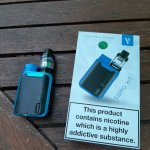 Vaporesso swagg (image de substitution)