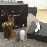 Box bf FURYAN by  lost vape