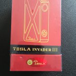 Box Mod Tesla Invader III 240W Neuf (image de substitution)