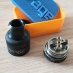 Dripper Mirage V3 by AB1-Black (image de substitution)
