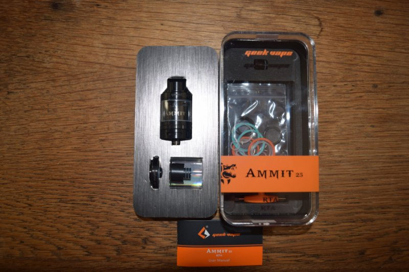 Ammit 25 single coil